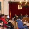 "Pleno del ayuntamiento  ""Redondela"""