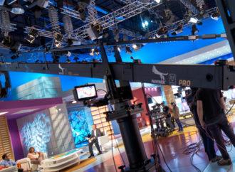 Plato de televisión