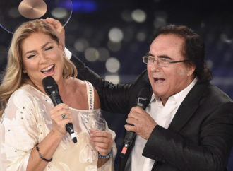 Albano y Romina Power
