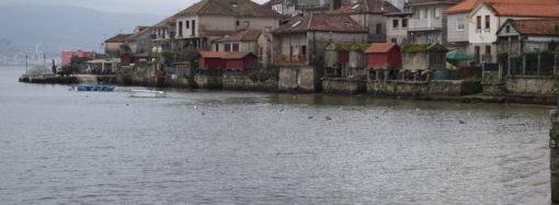 Pueblo de Conbarro Pontevedra 2020