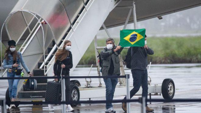 Brasil confirmó 11 nuevas muertes por coronavirus y el total asciende a 57