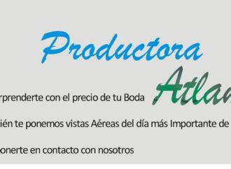 Publicidad Productora Atlans – 2020