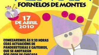 """Fiesta de la Zorza Ventin """"Fornelos de Monte Pontevedra"""""""