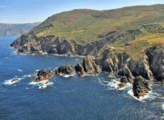 Paisajes hermosos, entre ellos Galicia