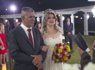 Boda de Débora  y José